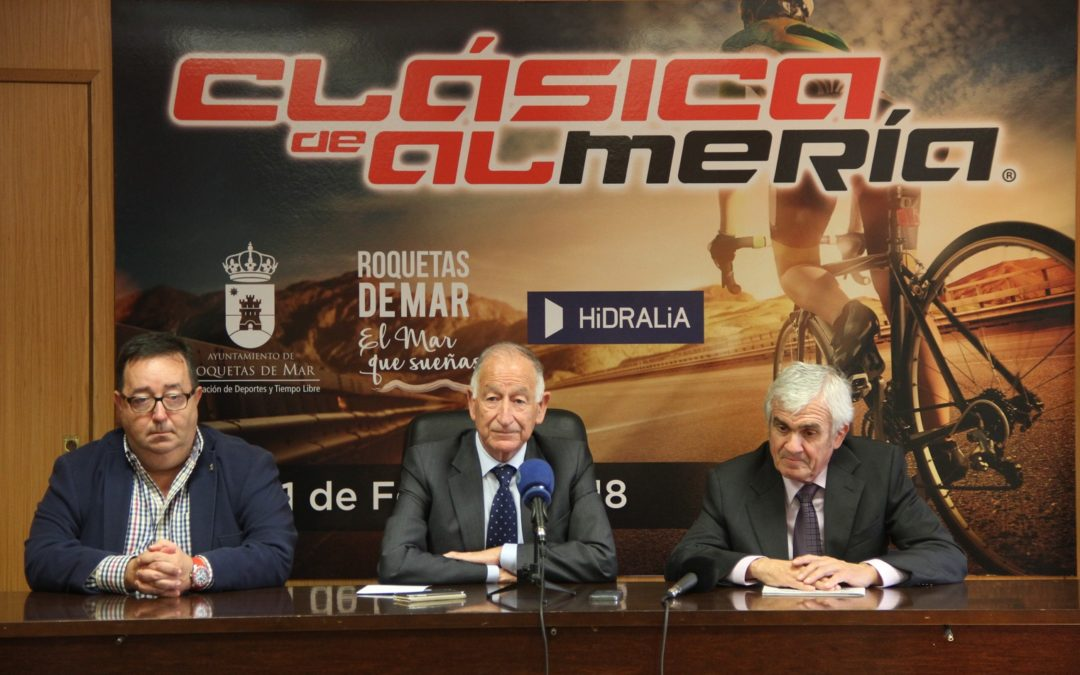 Roquetas de Mar, municipio de llegada de la XXXI edición de La Clásica de Almería