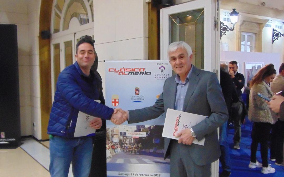 Uleila del Campo, municipio de paso y Sprint Intermedio en la XXXII Clásica de Almería