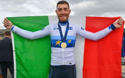 El campeón de Europa, Giacomo Nizzolo, a la conquista de la Clásica de Almería al frente del Qhubeka-Assos
