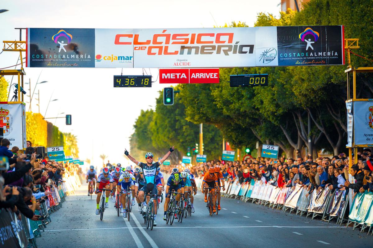 Štybar, Cavendish y Keisse encabezarán al Deceuninck-Quick Step en la Clásica de Almería