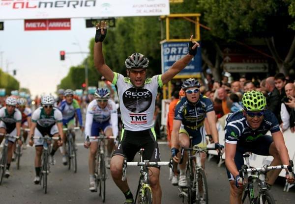 Matteo Pelucchi, un ganador con una lección de vida
