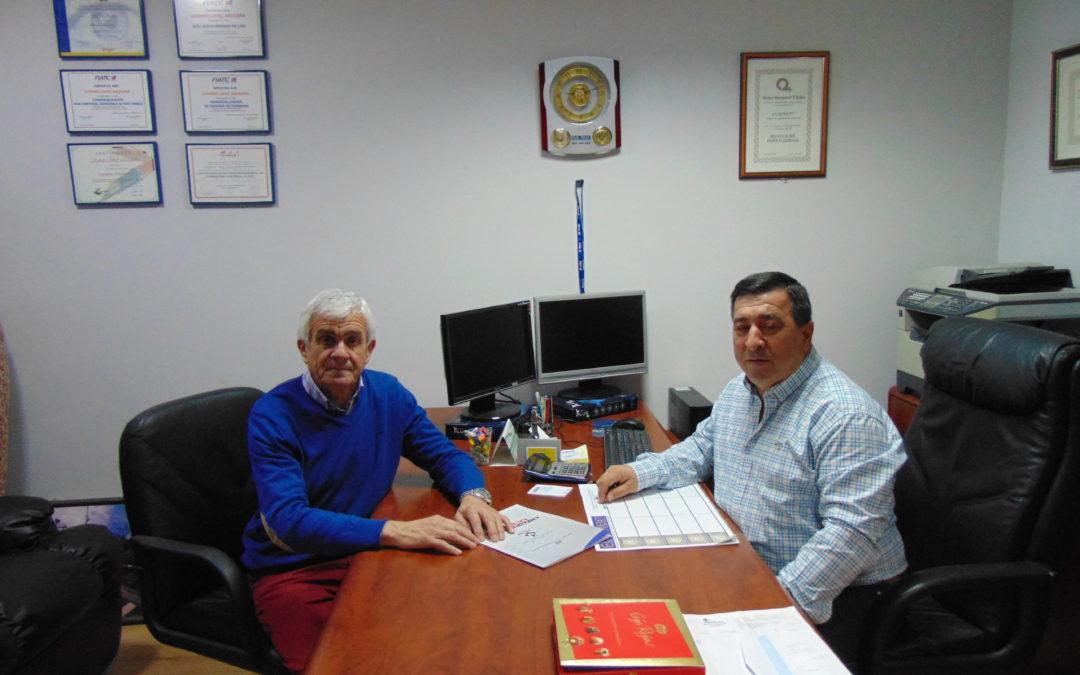 Eurorent, transporte oficial de la Clásica de Almería 2019