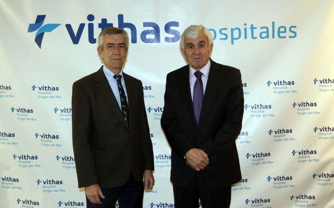 VITHAS Hospital Virgen del Mar, Servicios médicos de la Clásica de Almería 2019